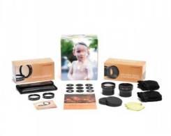 Lensbaby Composer Nikon F +Accessory Kit