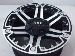 Tuff A.T. T-01. 8.0x16, 5x114.30, 5x127.00, ET-10, ЦО 71,6мм. Под заказ