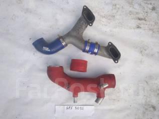 Патрубок турбины. Subaru Forester, SF9, SF6, SF5 Двигатель EJ205