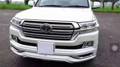Обвес кузова аэродинамический. Toyota Land Cruiser, URJ202, URJ202W, VDJ200 Двигатели: 1URFE, 1VDFTV