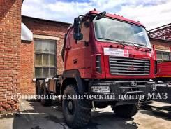 МАЗ 6430. Новый полноприводный тягач МАЗ-6432Н9-8420-052 от Официального дилера, 11 122 куб. см., 65 000 кг.