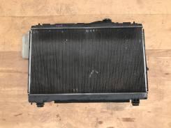 Радиатор охлаждения двигателя. Toyota Ipsum, ACM21, ACM26 Toyota Avensis Verso, ACM20 Toyota Picnic Verso, ACM20 Двигатели: 2AZFE, 1AZFE