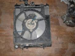 Радиатор охлаждения двигателя. Nissan March, AK11, K11, HK11 Nissan March Box, WAK11, WK11 Двигатели: CG10DE, CGA3DE, CG13DE