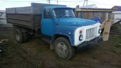 ГАЗ 53-12. Самосвал ГАЗ - 5312, 4 250 куб. см., 4 500 кг.