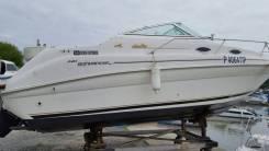 Searay Sundancer. Год: 1997 год, длина 7,00м., двигатель стационарный, 220,00л.с., бензин