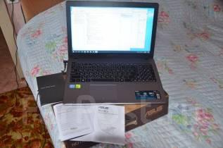 "Asus X550CC. 15.6"", ОЗУ 6144 МБ, диск 500 Гб, WiFi, Bluetooth, аккумулятор на 3 ч."
