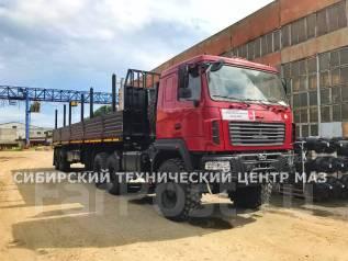МАЗ 6430. Полноприводный тягач МАЗ-6432Н9-8420-052 от Официального дилера, 11 122 куб. см., 65 000 кг.