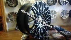 Sakura Wheels. 7.5x17, 5x100.00, ET35