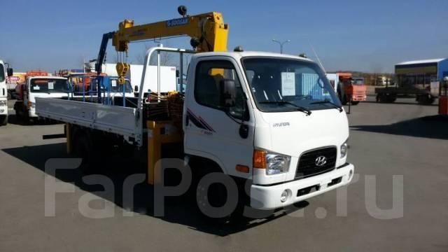 Hyundai HD78. Новый грузовик от официального дилера Hyundai Truck&Bus в г. Иркутск, 3 907 куб. см., 3-5 т