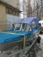 Казанка-5М. Год: 2008 год, длина 5,00м., двигатель подвесной, 50,00л.с., бензин