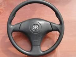 Руль. Toyota Corolla, ZZE122, NZE121, ZZE121, NZE120, CE120 Toyota Corolla Fielder, CE121, NZE124, NZE121, NZE120 Toyota Corolla Spacio, ZZE122, NZE12...