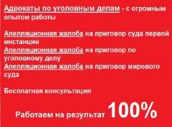 Адвокат. Апелляционные Жалобы. Обжалование решения суда.