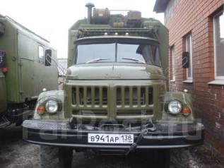 ЗИЛ 131. с Госрезерва, 6 000 куб. см., 5 000 кг.