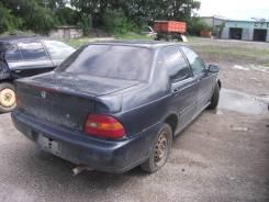 Крышка багажника. Honda Domani