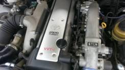 Двигатель в сборе. Toyota: Crown Majesta, Mark II Wagon Blit, Crown, Verossa, Soarer, Mark II, Cresta, Supra, Chaser Двигатель 1JZGTE