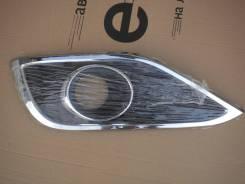 Ободок противотуманной фары. Honda CR-V