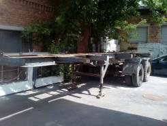 Кзап А-496. Продам полуприцеп контейнеровоз 20 000 кг, 20 000 кг.
