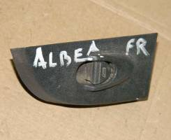 Кнопка стеклоподъемника. Fiat Albea