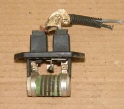 Резистор вентилятора охлаждения. Fiat Albea