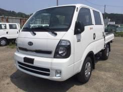 Kia Bongo III. KIA Bongo III (4WD) Double Cab 2017г. Новый, 2 700 куб. см., 1 000 кг. Под заказ