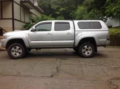 Toyota Tacoma. автомат, 4wd, 4.0 (236 л.с.), бензин, 150 000 тыс. км