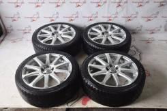Комплект колес Lexus GS R17 с резиной Yokohama 225/50/17 /NakhodkaRS/. 7.0x17 5x100.00 ET48