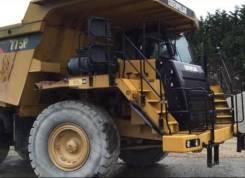 Caterpillar. Карьерный самосвал 775 F, 27 000 куб. см., 63 503 кг. Под заказ