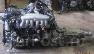 Двигатель в сборе. Toyota: IS200, Mark II, Supra, Crown Majesta, Soarer, Cresta, Land Cruiser Prado, Altezza, Aristo, IS300, Origin, Crown, Chaser, Pr...