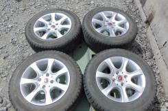 Колеса Hankook Winter i*cept IZ W606. 6.0x14 4x100.00 ET35 ЦО 67,1мм.