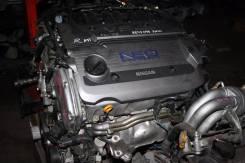 Двигатель в сборе. Nissan: Fuga, Gloria, Cedric, Cefiro, Maxima Двигатель VQ20DE