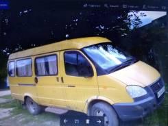 """ГАЗ 322132. Продается микроавтобус """"Газель"""", 2 285 куб. см., 14 мест"""