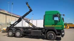 МАЗ 6312В9-429-012. Мультилифт маз 6312В9-429-012 (Крюковой погрузчик), 11 500 куб. см.