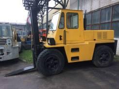 Львовский погрузчик. вездеход дизельный д-243, 5 000 кг.