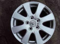 Toyota. 7.5x16, 5x114.30, ET35, ЦО 60,1мм.
