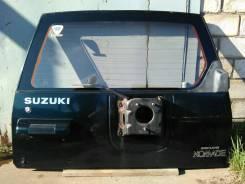 Дверь багажника. Suzuki Escudo