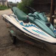 BRP Sea-Doo GTI. 90,00 л.с., Год: 2001 год