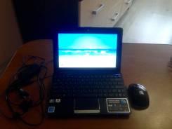 "Asus Eee PC 1015PEM. 8"", ОЗУ 512 Мб, диск 117 Гб, WiFi, Bluetooth, аккумулятор на 3 ч."