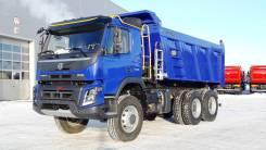 Volvo FMX. Самосвал 6x6 - специальное предложение до конца июля, 13 000 куб. см., 26 000 кг.