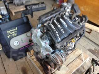 Двигатель в сборе. Nissan X-Trail, DNT31, NT31, T31, T31R, TNT31 Nissan Qashqai, J10, J10E Nissan Qashqai+2, J10, J10E Двигатели: MR20, MR20DE