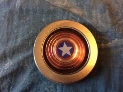 Продам металлический спиннер Капитан Америка