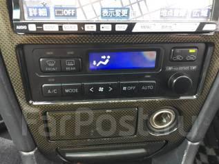 Блок управления климат-контролем. Toyota Cresta, JZX100 Toyota Chaser, JZX100