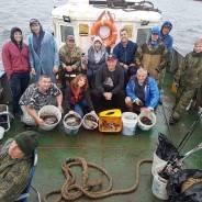 Набор группы на рыбалку , кальмар и камбала каждый день . 1 человек