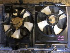 Радиатор охлаждения двигателя. Mitsubishi Dion, CR6W, CR9W Двигатели: 4G94, 4G63