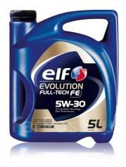 Elf Evolution. Вязкость 5W-30