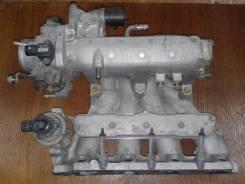 Коллектор впускной. Honda Accord Honda Odyssey Honda Prelude Двигатель F22B