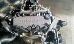 Двигатель в сборе. Honda Partner