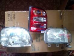 Стоп-сигнал. Nissan March Box, WAK11, WK11 Nissan March, ANK11, HK11, FHK11, K11, AK11 Двигатели: CGA3DE, CG10DE, CG13DE