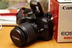 Canon EOS 1100D Kit. 15 - 19.9 Мп, зум: 5х
