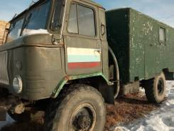 ГАЗ 66. Продаётся дизельный фургон ГАЗ-66, 4 750 куб. см., 2 000 кг.