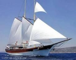 Аренда яхты в Евпатории. Длина 19,00м., Год: 2017 год